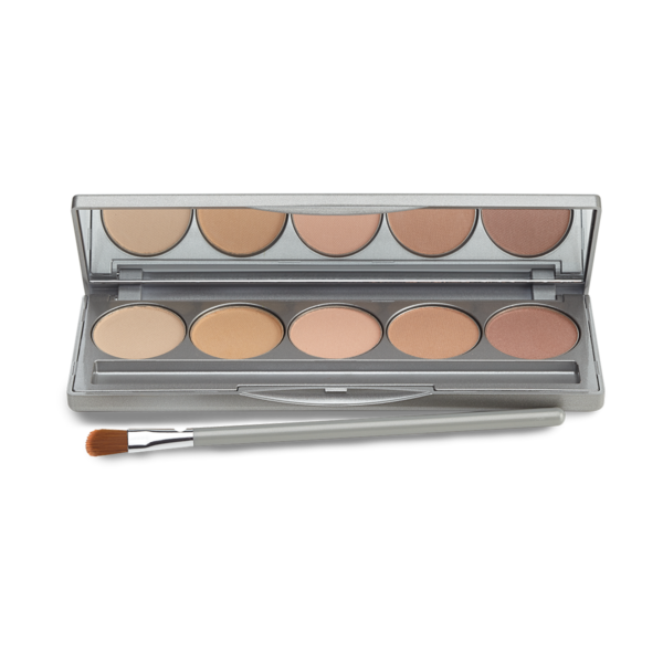 MINERAL CORRECTOR PALETTE - LIGHT TO MEDIUM