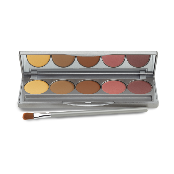 MINERAL CORRECTOR PALETTE - TAN TO DEEP (1)